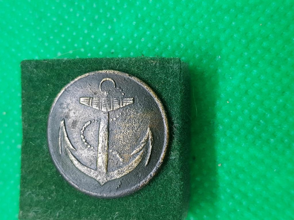 Пуговица Франция Моряк, Крымская война 1853-1856, до 1917 года