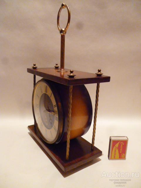 Часы *весна* каминные настольные СССР