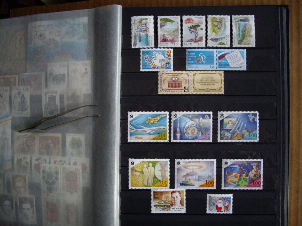 1998  -  ПОЛНЫЙ ГОДОВОЙ НАБОР марок и блоков,включая оба  стандарта.   MNH OG