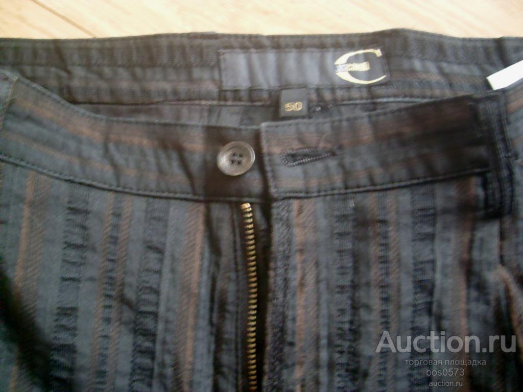 Мужской костюм JUST CAVALLI Authentic Roberto Cavalli ИТАЛИЯ р.50 (на наш 48,~ M) пиджак новый
