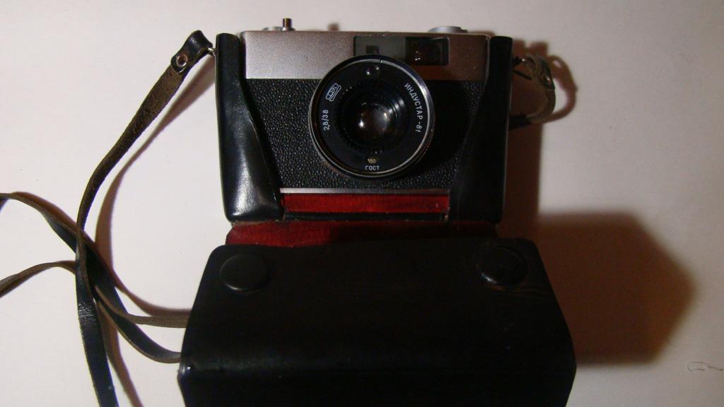 "Фотоаппарат ""фэд микрон 2"""