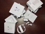 Airpods 2 lux copy (ЛЮКСОВАЯ КОПИЯ) звуковой чип Realtek, GPS, Гарантия, Пробиваются на офиц.сайте