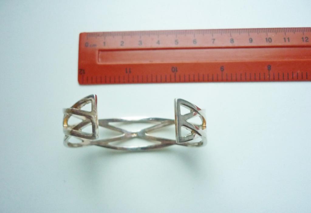 браслет серебро 925 проба. серебряный