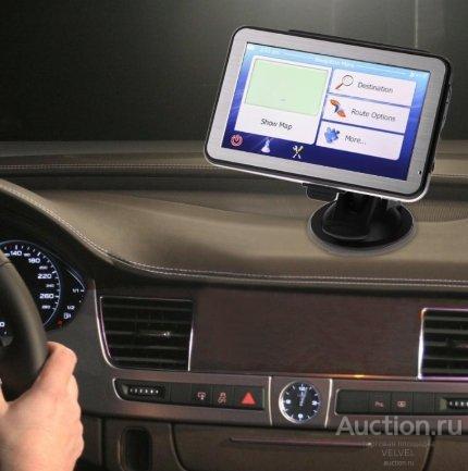 НАВИГАТОР GPS 5 Дюймов автомобильный.