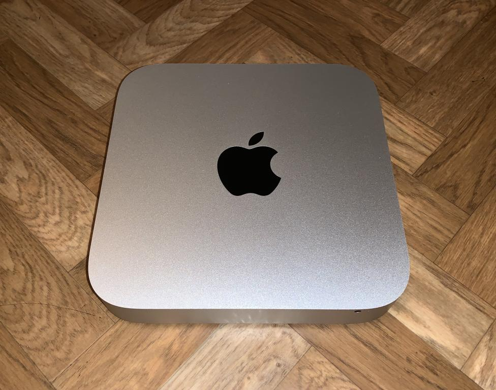 Apple Mac mini Server (Mid 2011) Core i7 Quad Core/16GB DDR3/1TB HDD, новый, в коробке, с 1 руб.