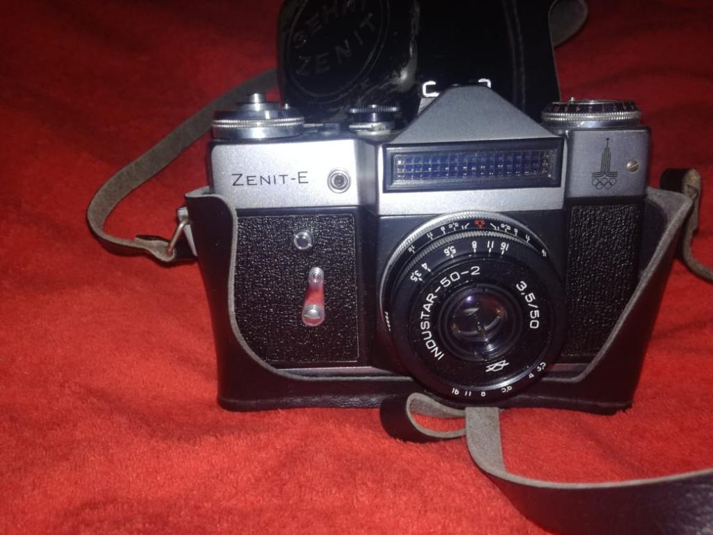 Фотоаппарат Zenith-E