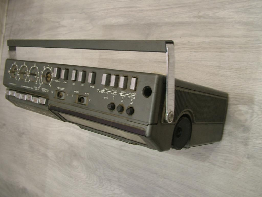 Магнитола Радиотехника Radiotehnika ML 6102
