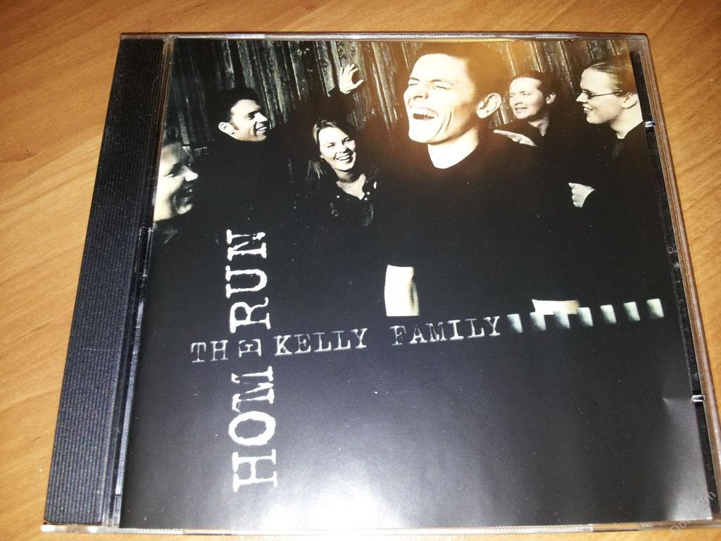 The Kelly Family – Homerun 2004 лицензия  (отл.состояние)