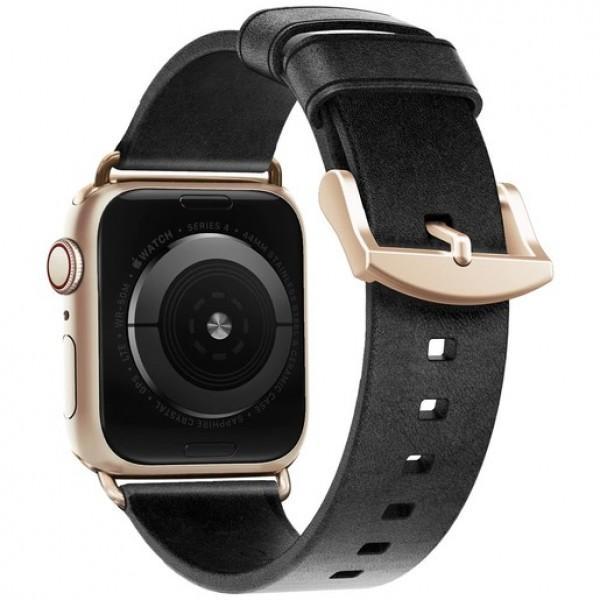 Ремешок Nomad Modern Strap (Slim) для Apple Watch 40mm/38mm. Материал кожа натуральная. Цвет ремешо