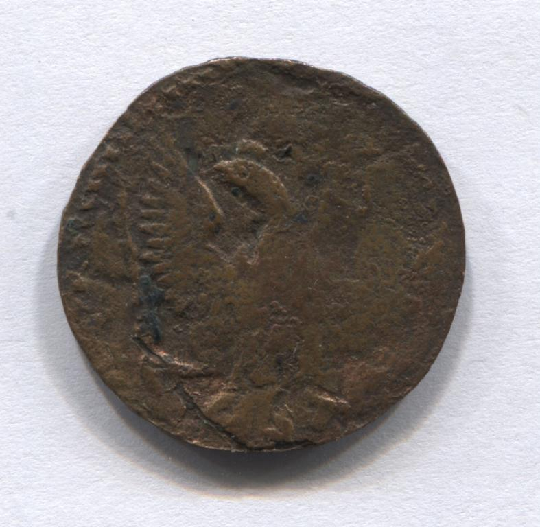 деньга 1744 брак