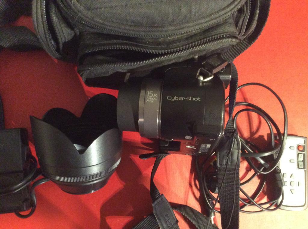 Фотоаппарат Sony Cyber-shot DSC -h7