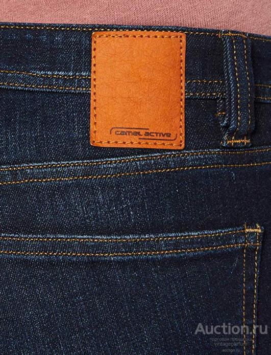 Шорты мужские джинсовые от бренда Camel Active Германия р. W36 на 54-56 р. ОРИГИНАЛ !