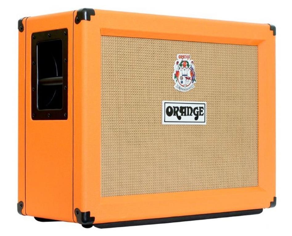 """Orange PPC-212 гитарный кабинет, динамики 2 x 12"""" Celestion Vintage 30, мощность 120 Вт. Новый!"""