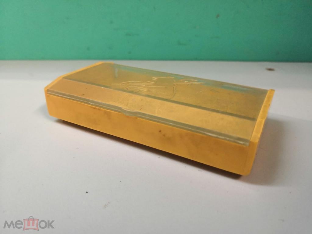 Коробка СССР от Набора значков 9 штук Ярославская область