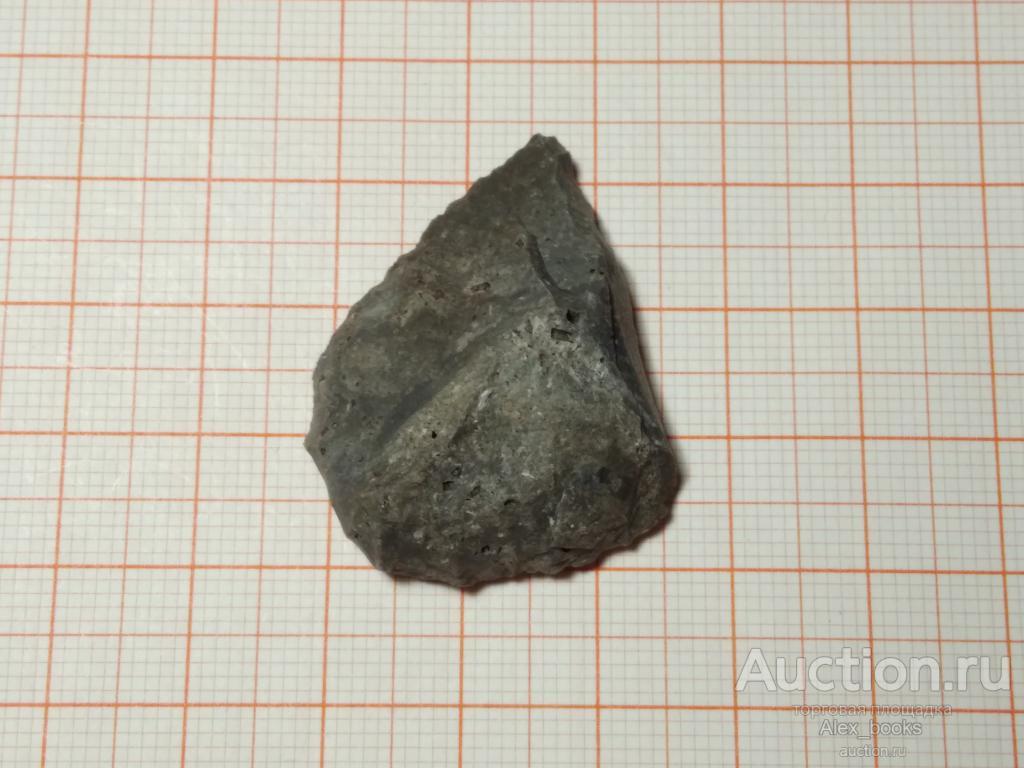 (31-10) Каменное орудие труда. Инструмент. Артефакт. Кремень. Каменный век. Палеолит. Оригинал. RRR