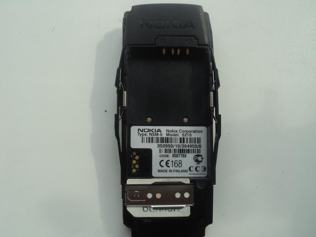 Nokia 5210 в новом корпусе