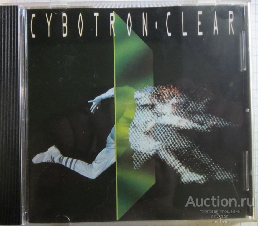 CYBOTRON - Clear 1983 переиздание 1990 US  Electro, Synth-pop