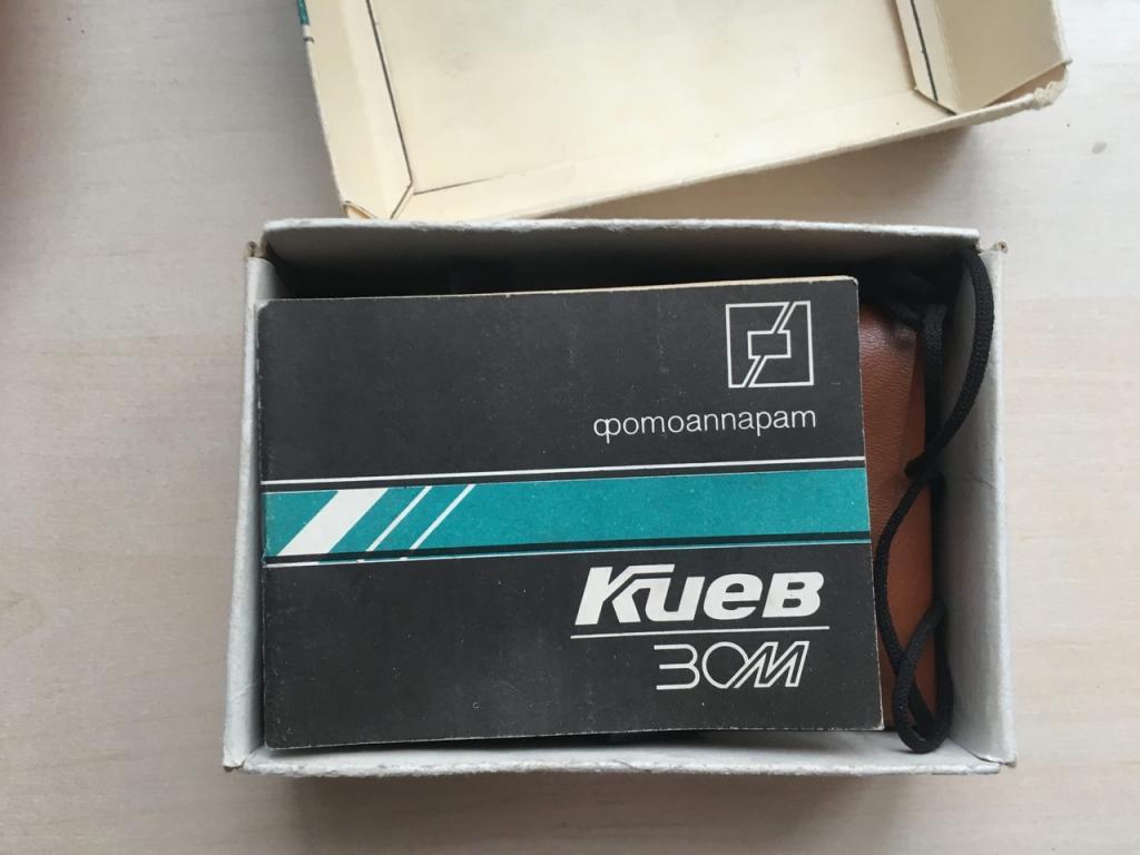 Фотоаппарат Киев 30М