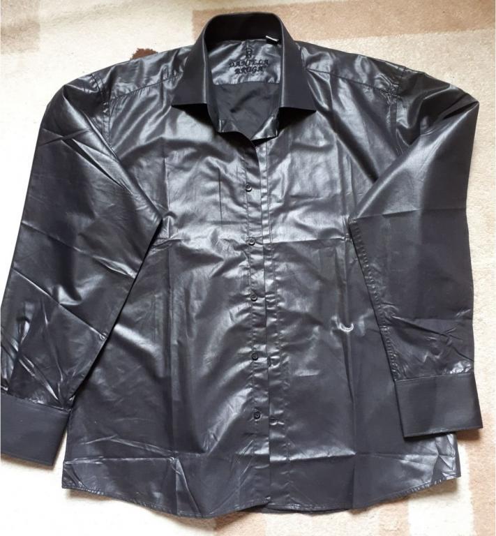 Новая. Мужская рубашка Daniela Bruga cotton. Отличное качество