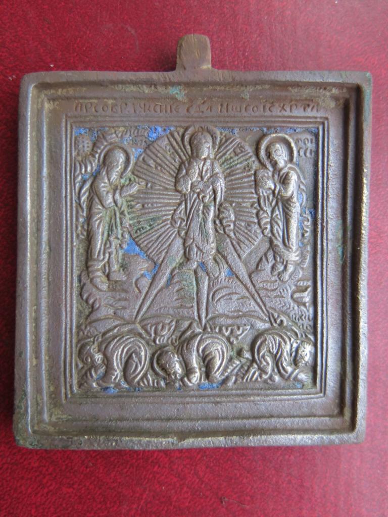 икона Преображение Господне 18 - 19 век