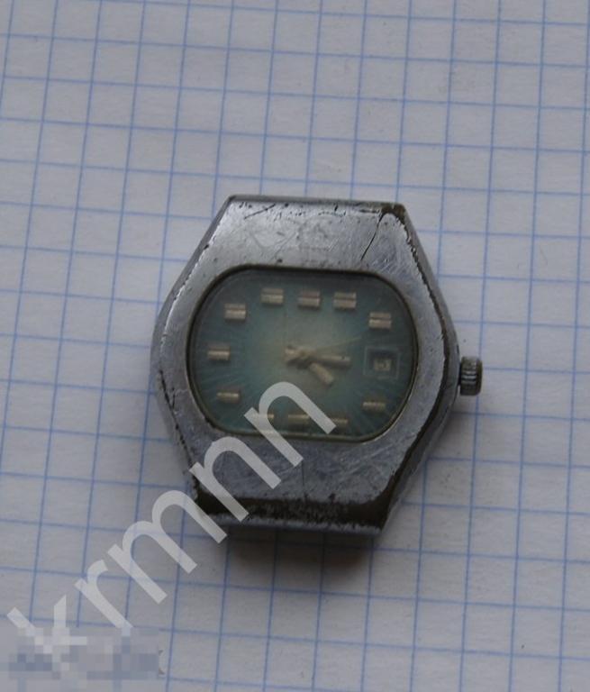 Часы Луч. 21 камень, противоударные, автоподзавод  ЖК1