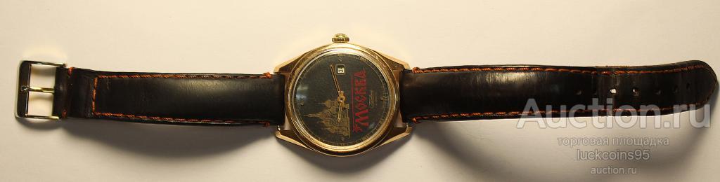 Золотые наручные часы «Слава». СССР. Золото 583 пробы. 21 Камень. Вес чистого металла: 15.14 грамм.
