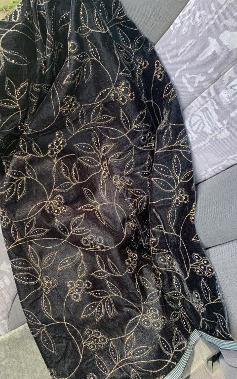 Ткань из Афганистана Красивейшая!