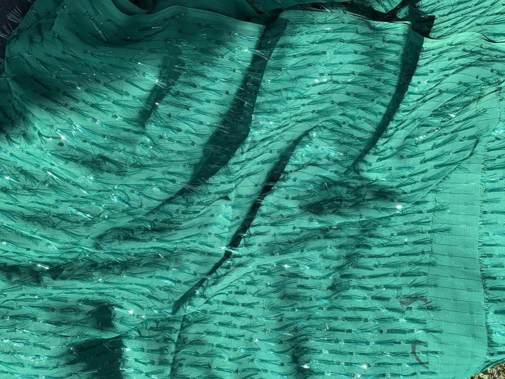 Ткань из Афганистана Красивейшая! Куплена в88 году
