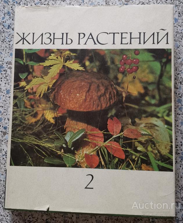 Энциклопедия Жизнь растений 1974-1982