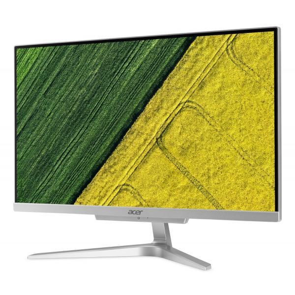 "Моноблок Acer Aspire C22-320 21.5"" Full HD A9 9425 (3.1)/4Gb/1Tb 5.4k/R5/CR/Endless/GbitEth/WiFi/BT"