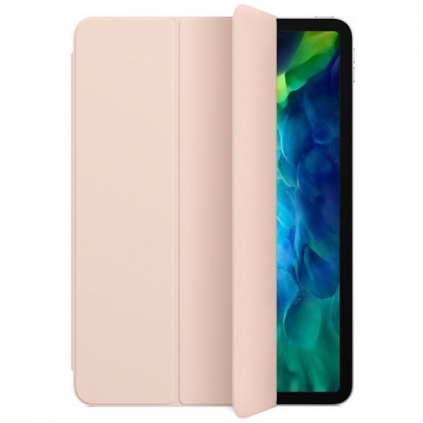 Обложка Smart Folio for 11-inch iPad Pro (2nd generation) - Pink Sand,Кожанный чехол Folio для 11-