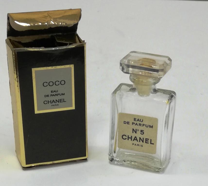 Флакон для духов Chanel № 5 Франция