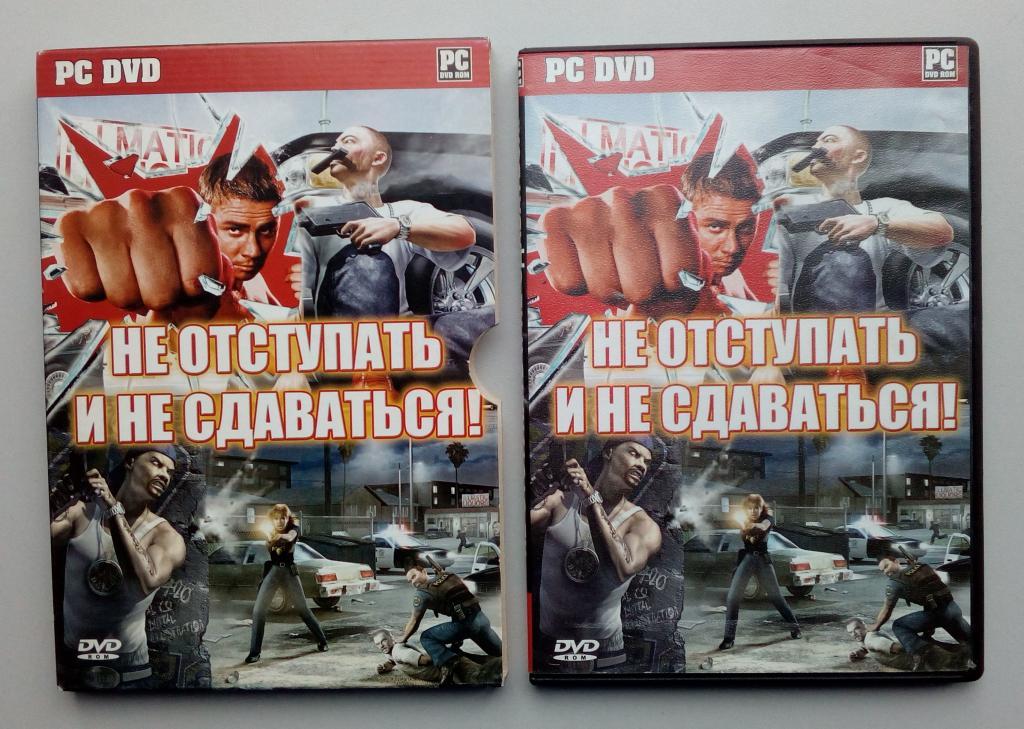 Антология/сборник игр/Медиакопи/Unofficial/DVD-ROM/PC/ПК/слипкейс/распечатан