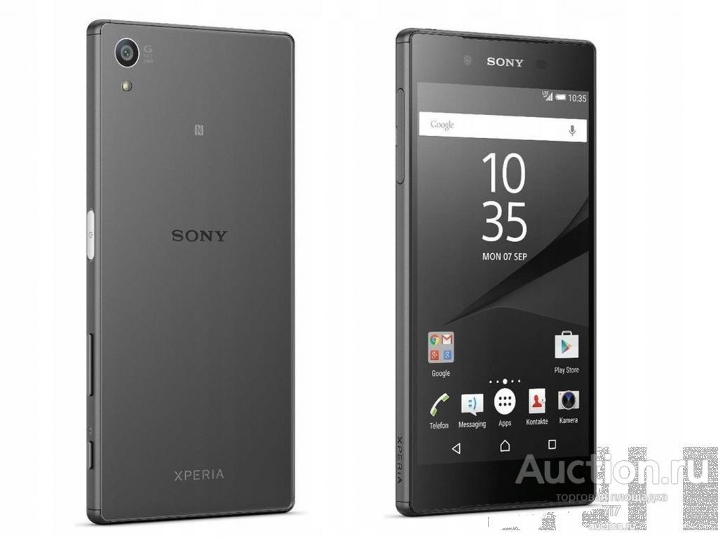 """Sony XPERIA Z5 5.2"""" // 3 RАM // 32 Gb // 8 ядер // 23 Мп //"""