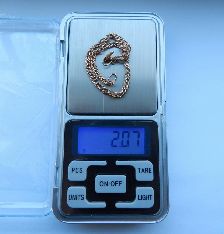 Золото (ЛОМ). 585 проба. 2,07 грамма. Выставляется повторно из-за невыкупа. Смотрите описание