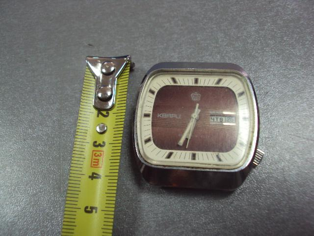 Наручные часы кварц ссср на ходу №9547
