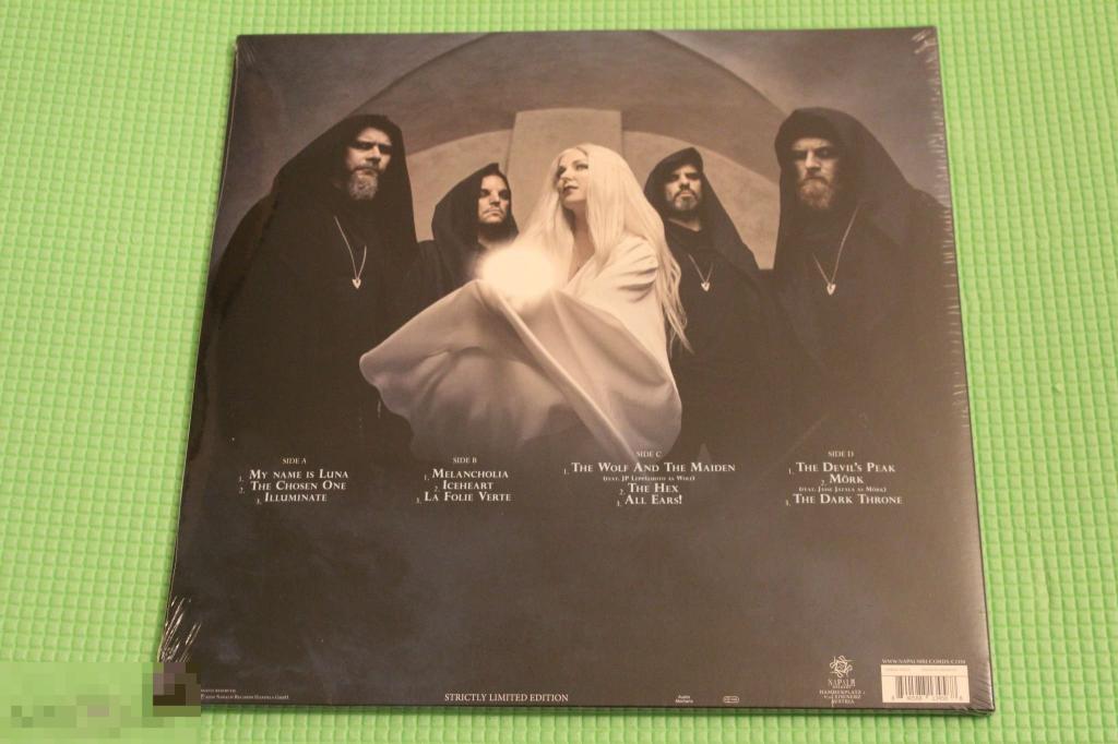 Dark Sarah / Grim 20 / Germany 2 LP