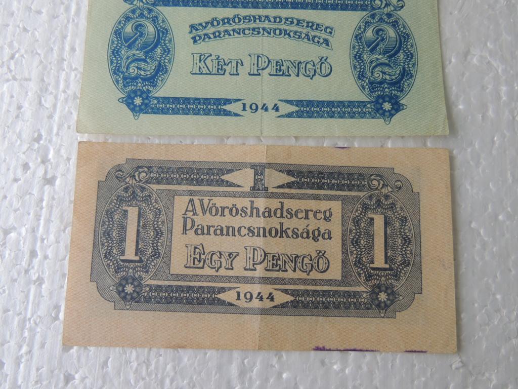 1 Пенго 2 Пенго 5 Пенго 1944 г 3 шт Оригинал с руб Смотрите Мои Другие Лоты Очень Много Банкнот СССР