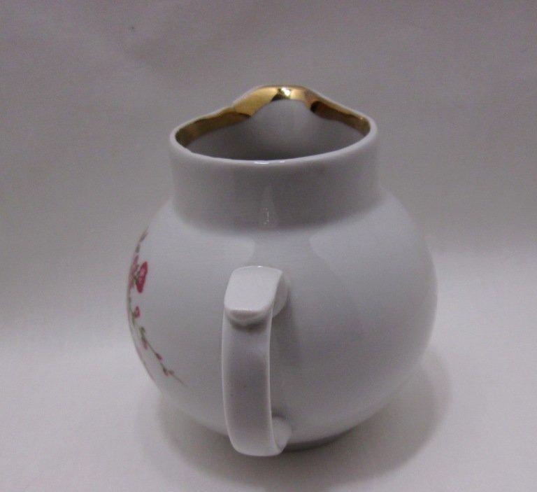 Молочник сливочник клеймо Дулёво винтаж СССР