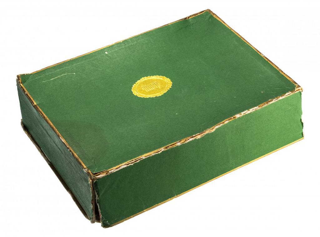 """Набор подарочный в родной коробке (одеколон и духи) """"Шипр"""", Парфюмерная фабрика """"Северное сияние"""","""