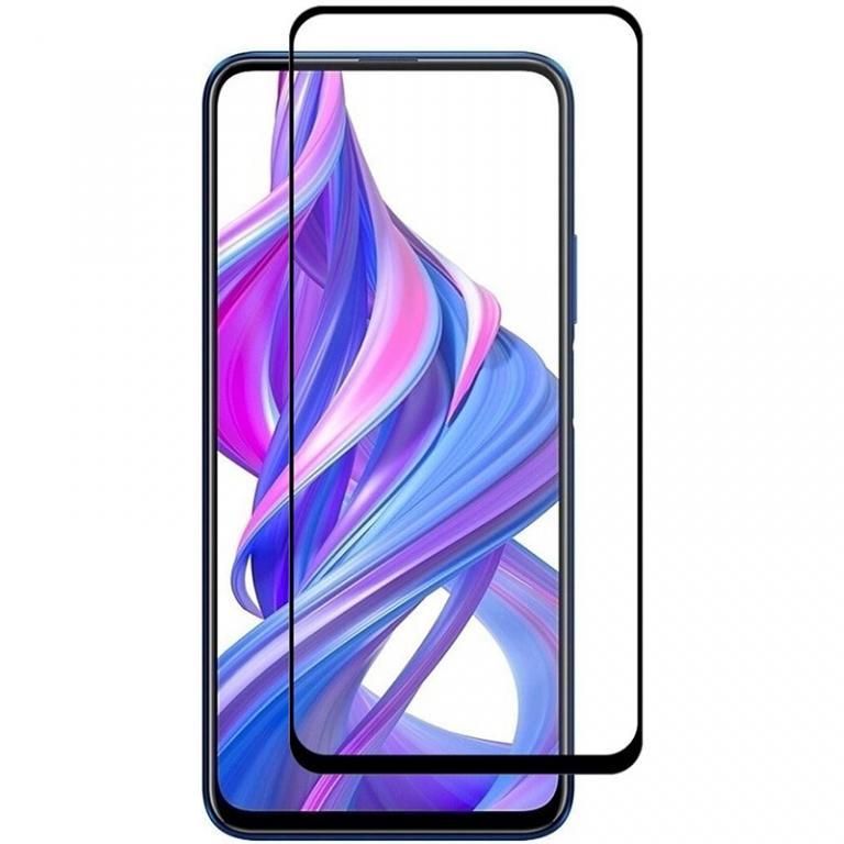 Защитное стекло Full screen PowerPlant для Huawei Y7p, Black (GL607990)