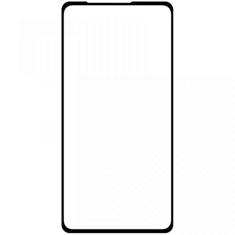 Защитное стекло Full screen PowerPlant для Blackview A60, Black (GL607464)