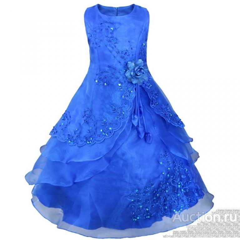 Купить Красивое Платье 8 Лет