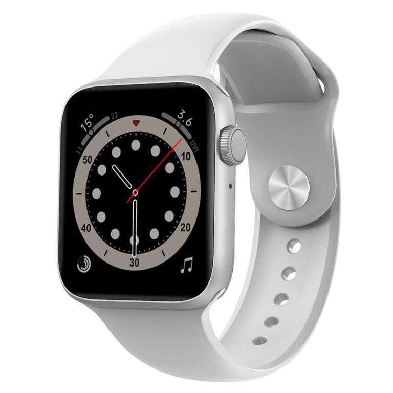 Часы Smart Watch IWO 13 Lite (серебристый)