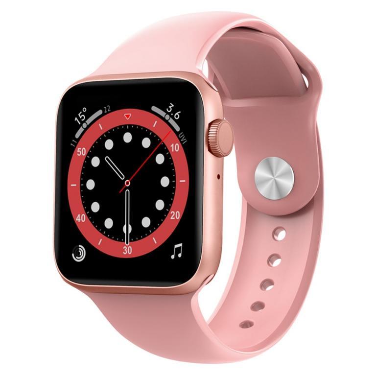 Часы Smart Watch IWO 13 Lite (розовый)
