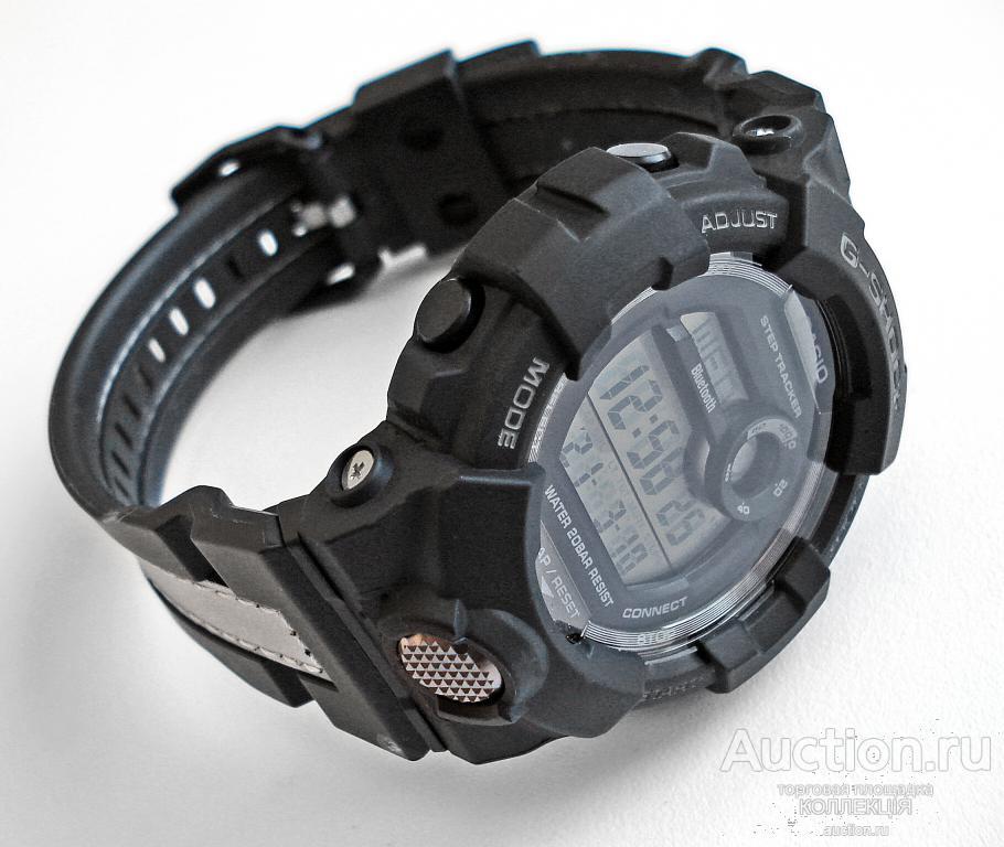 Часы спортивные CASIO GBD-800. Противоударные, водозащитные, Bluetooth, Smart. НОВЫЕ.