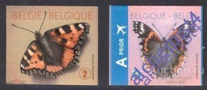 Бельгия 2013 ** бабочки