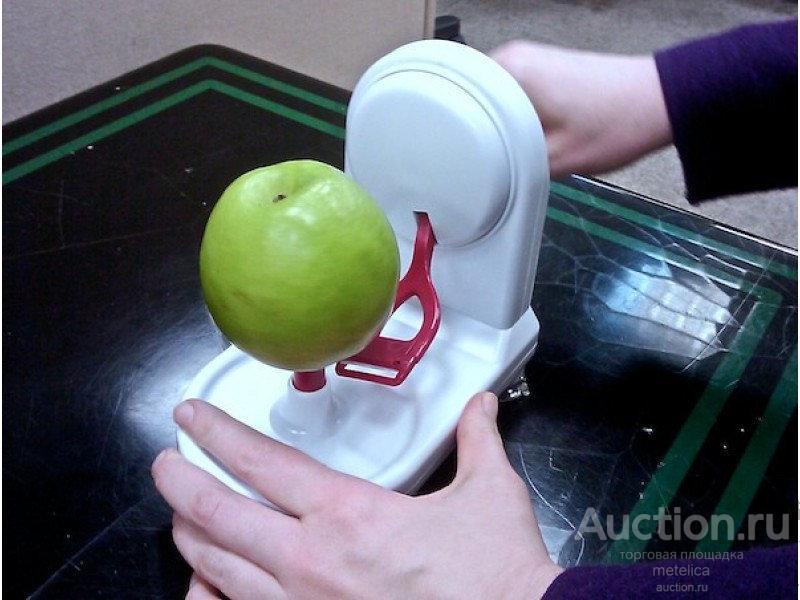Яблокочистка «Серпантин» Apple peeler