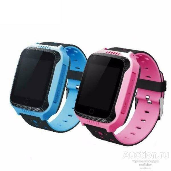 Детские наручные смарт часы Smart A15