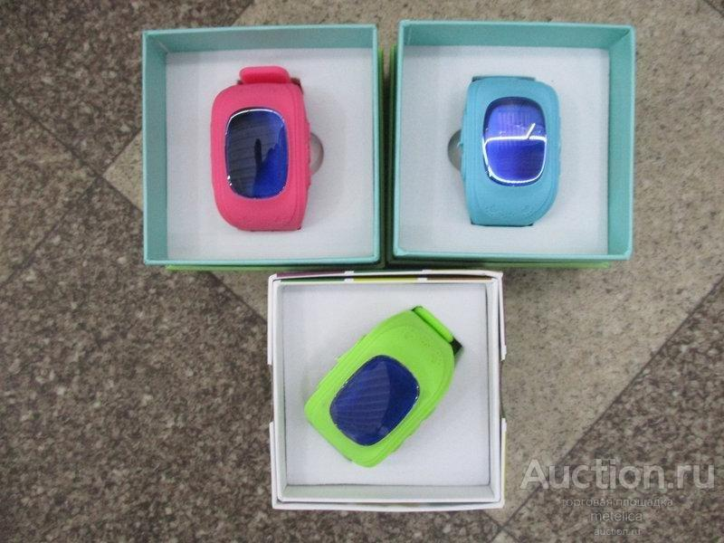 Детские Смарт часы Smart Baby Watch Q50 blue, pink, green
